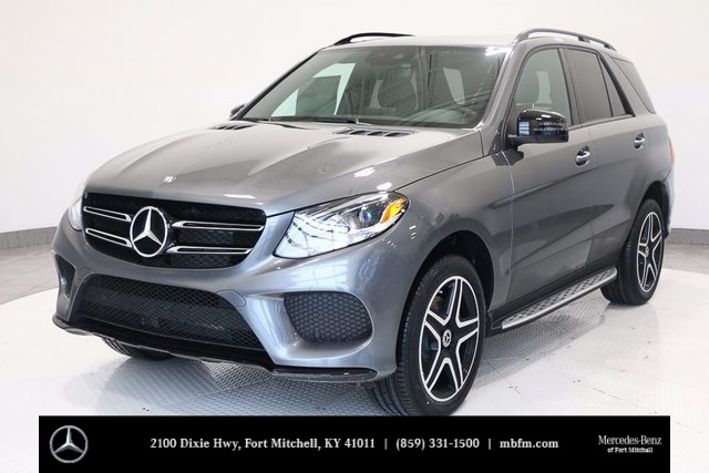 New 2017 mercedes benz gle gle350 suv in fort mitchell for 2017 mercedes benz gle350 4matic price