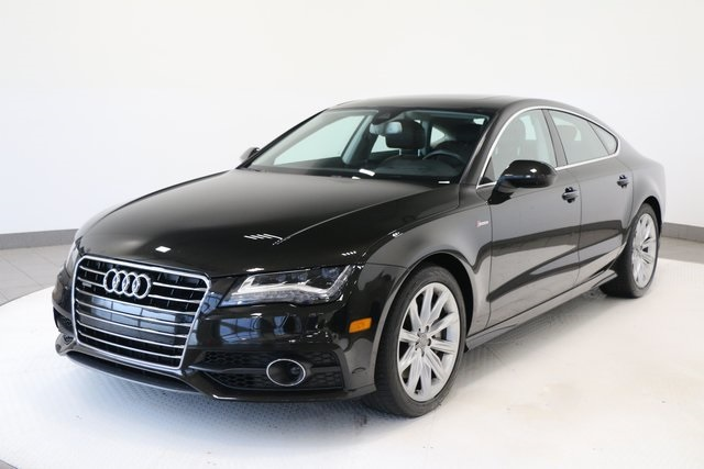 pre owned 2012 audi a7 premium quattro 4d hatchback in fort mitchell f145883a mercedes benz. Black Bedroom Furniture Sets. Home Design Ideas